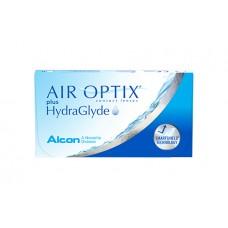 اير أوبتكس بلس هايدرا جلايد-Air Optix Plus HydraGlyde 6 pack